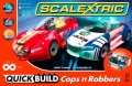 Cops 'n' Robbers - Scalextric Quick Build Bilbana