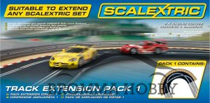 Scalextric Extension Pack 1
